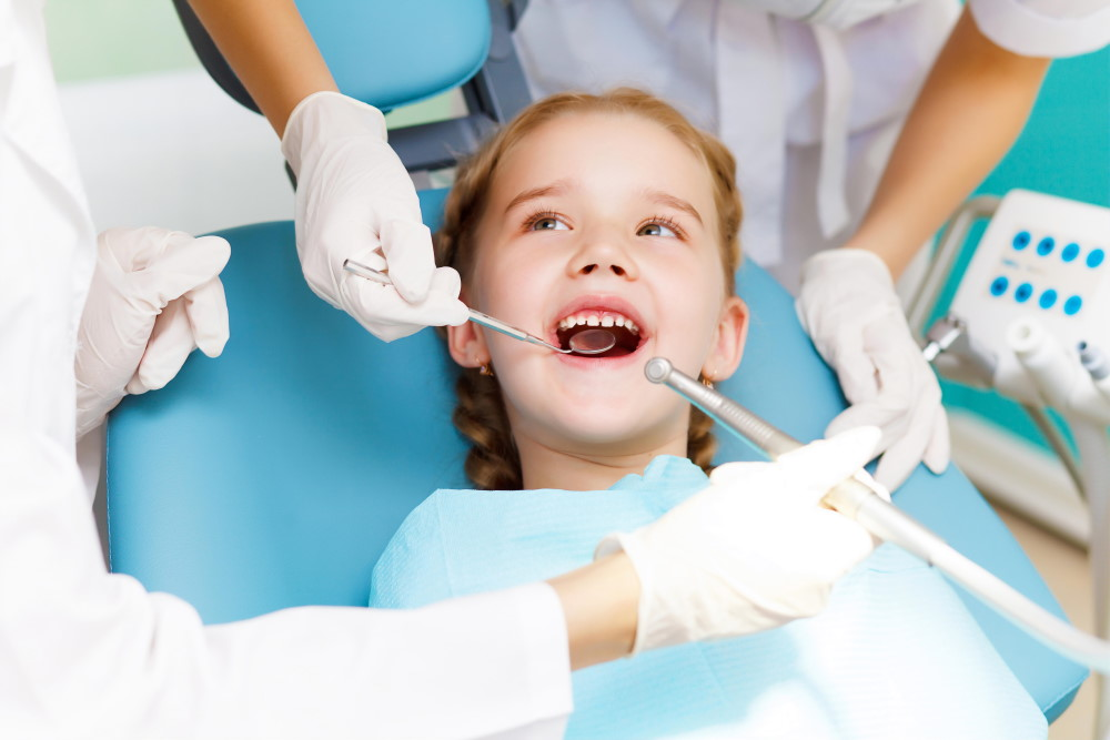 smiles plus children dentistry